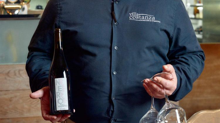 Il vino di Villa Costanza